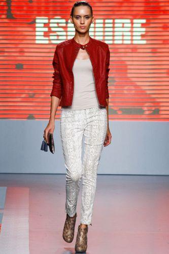 A Esquire apresenta coleção para o Inverno 2012 durante o terceiro dia de Mega Polo Moda. O evento é realizado pelo famoso shopping atacadista do Brás, bairro de São Paulo conhecido pelas lojas de moda popular (29/02/2012)