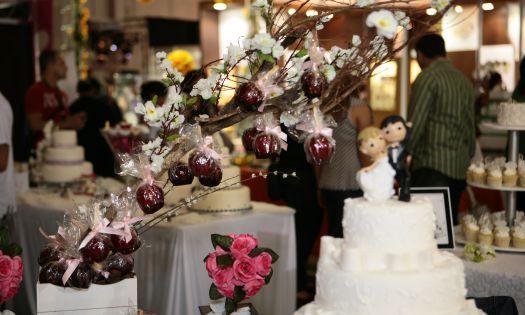 Árvore de maçãs do amor da Cake Design. Mais informações no site