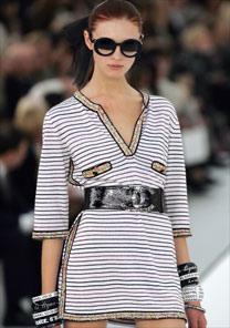 Desfile da Chanel hoje em (06) Paris