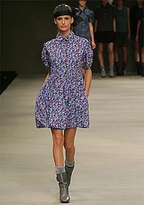 Com estampa de bandeirinhas, vestido promete virar hit entre as fãs da Maria Bonita Extra - Alexandre Schneider/UOL