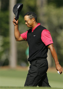 """O tenista Tiger Woods, eleito o """"Homem mais em Forma da América"""" pela revista Men""""s Fitness - Reuters"""